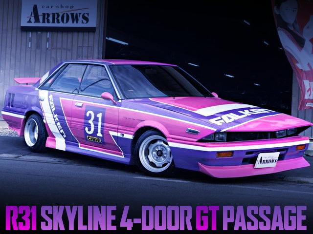 KAIDO RACER R31 SKYLINE PASSAGE