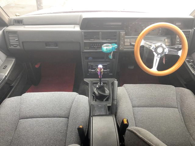 INTERIOR DASHBORAD
