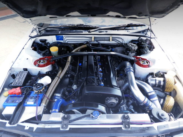 R32GT-R RB26DETT ENGINE