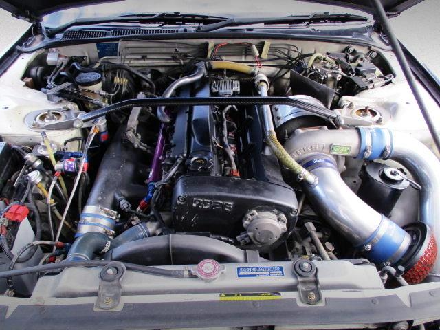 RB26 SINGLE TURBO ENGINE