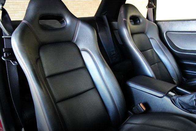 R32 GT-R LEATHER SEAT CUSTOM