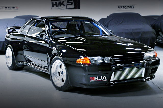 FRONT EXTERIOR T51R TURBO R32 GT-R