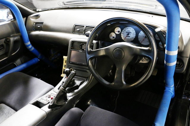 ROLLBAR INTERIOR R32 GTR