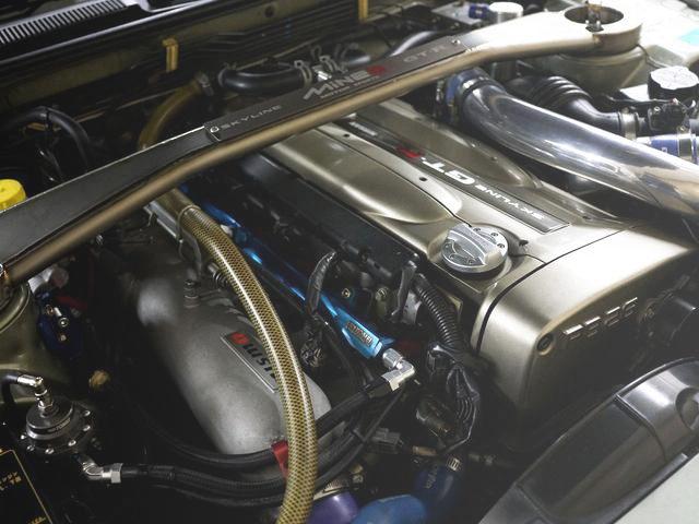 NUR RB26DETT ENGINE