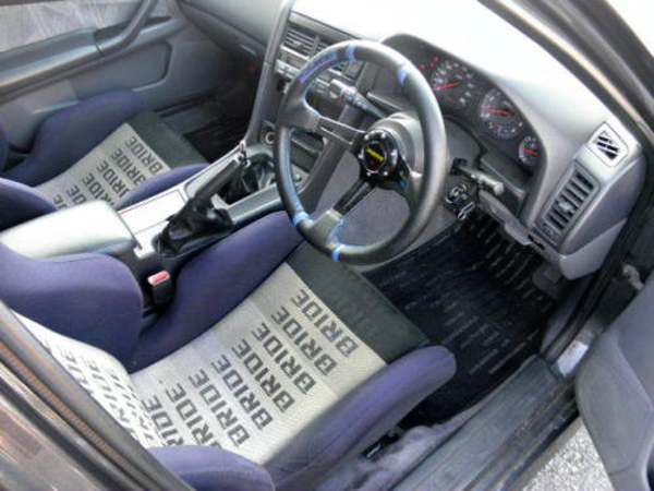 R34 SKYLINE DASHBOARD
