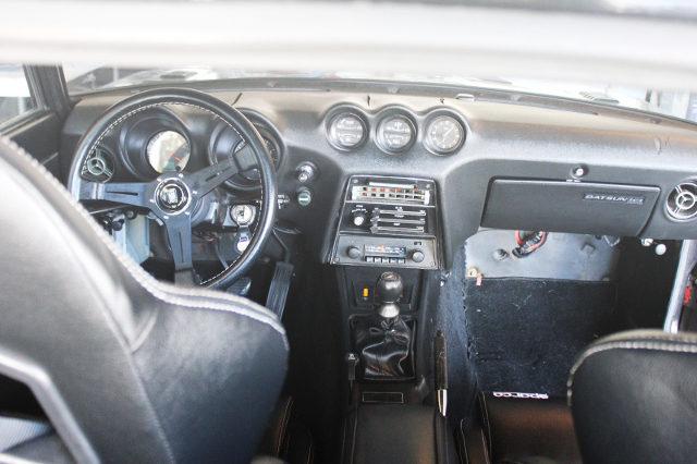 DASHBOARD S30Z