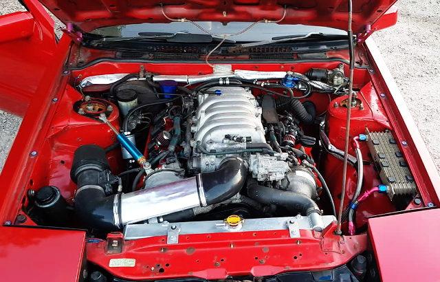 VVTi 1UZ-FE 4000cc V8 ENGINE