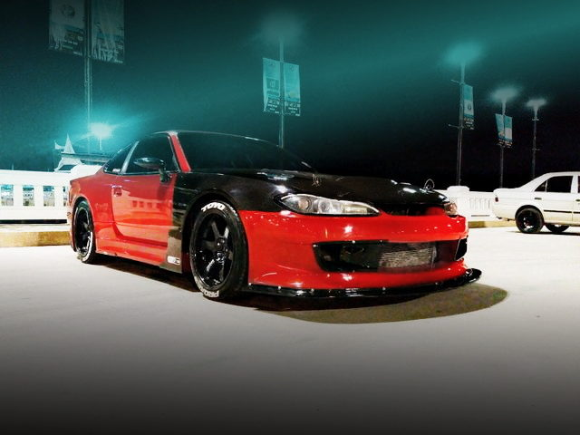 FRONT EXTERIOR S15 STYLE S13 200SX