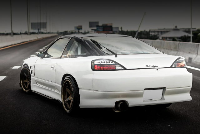 REAR S15 TAIL CONVERSION S13 200SX