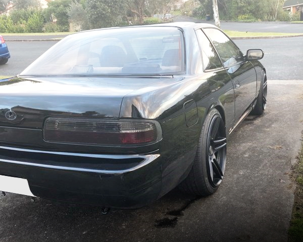 RIGHT SIDE EXTERIOR S13 SILVIA