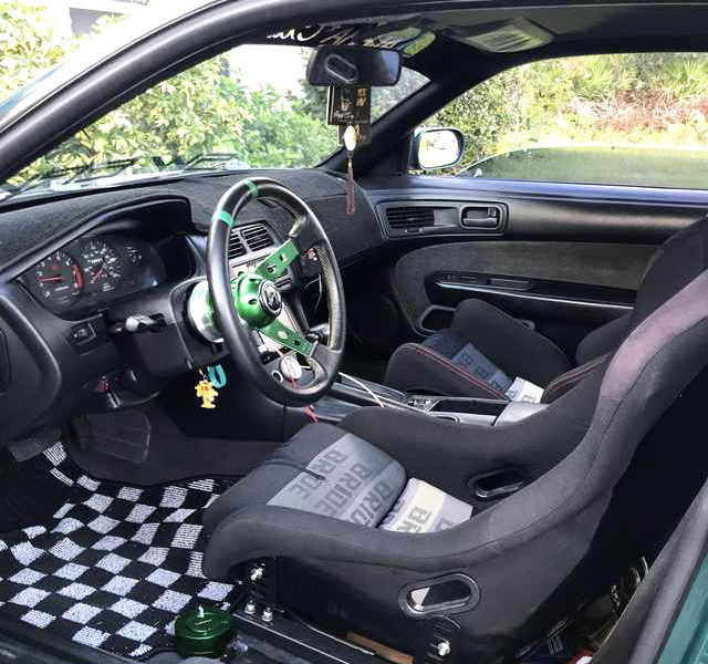 INTERIOR OF S14 KOUKI 240SX