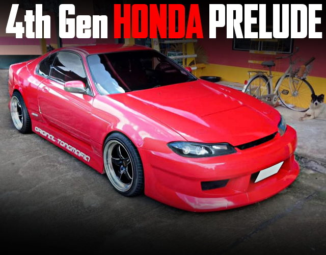 S15 SILVIA REPLICA 4th Gen PRELUDE