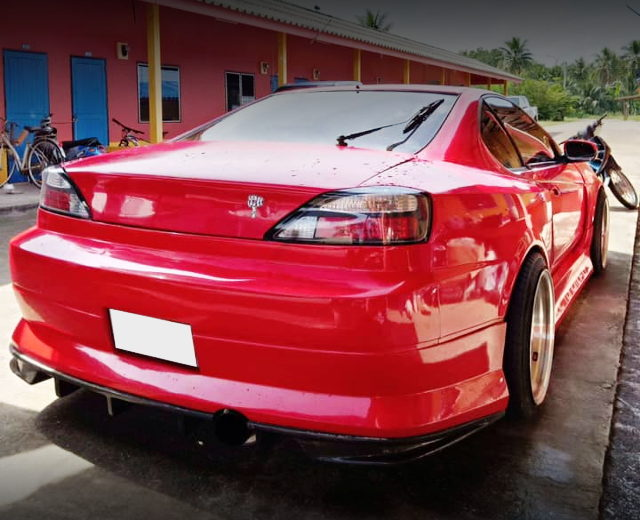 REAR TAIL LIGHT S15 REPLICA PRELUDE