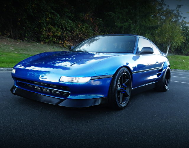 FRONT FACE SW20 TOYOTA MR2