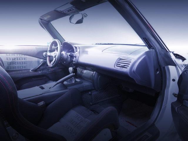 LEFT HAND DRIVE S2000