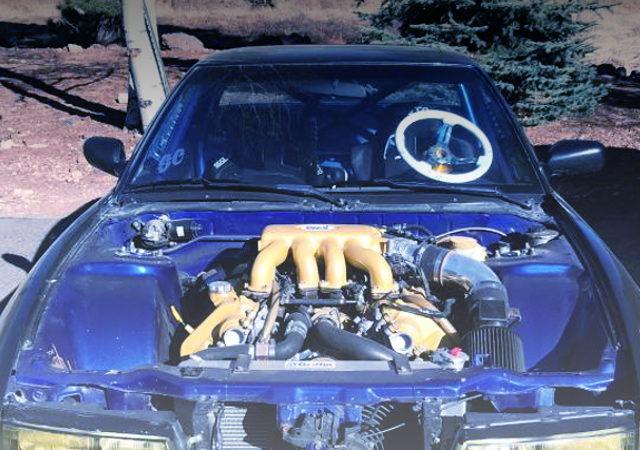VH45DE ENGINE