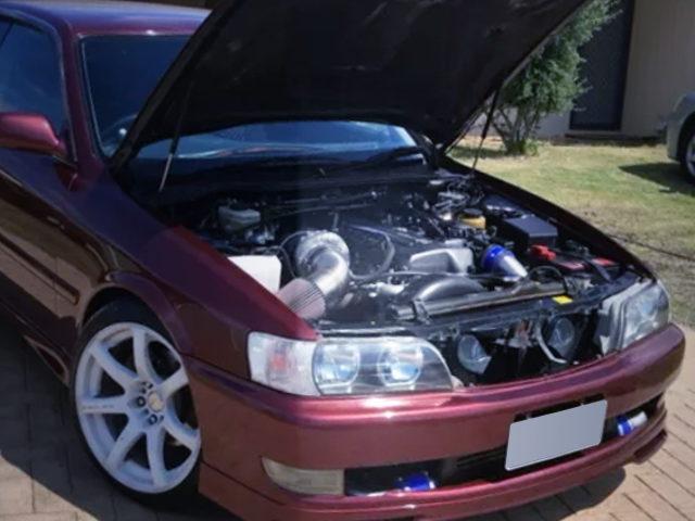 2JZ-GTE ENGINE