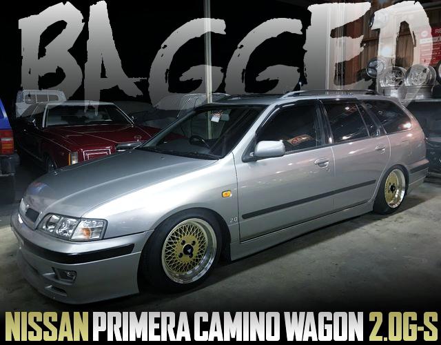 BAGGED PRIMERA CAMINO WAGON