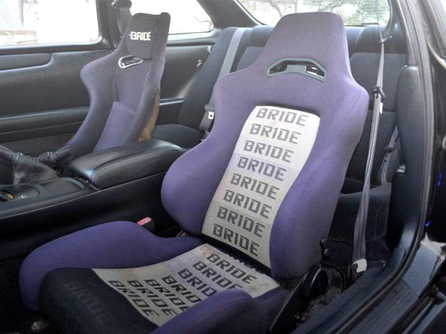 BUCKET SEATS JZZ31 SOARER