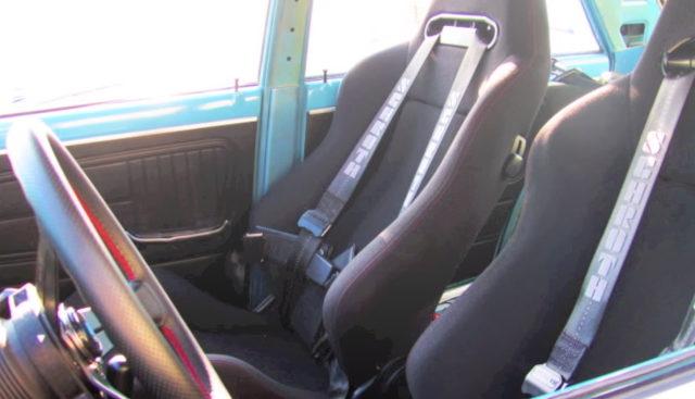 INTERIOR BUCKET SEAT