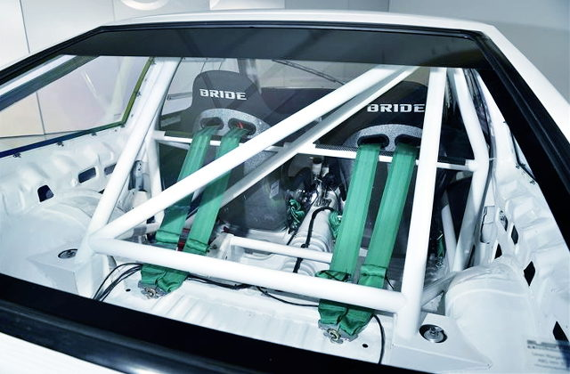 AE86 LEVIN ROLL CAGE