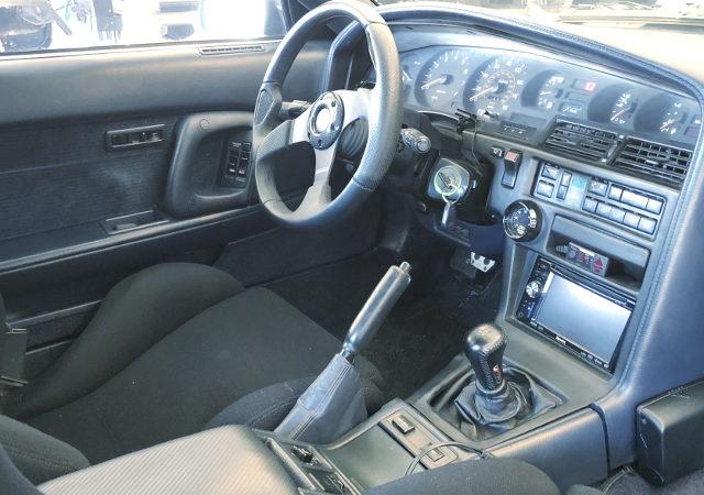 LEFT HAND DRIVE SUPRA MK3