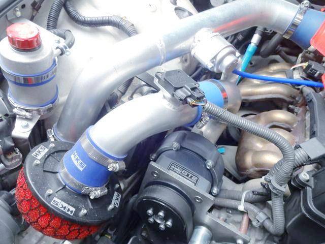 HKS GT2 7040 SUPERCHARGER