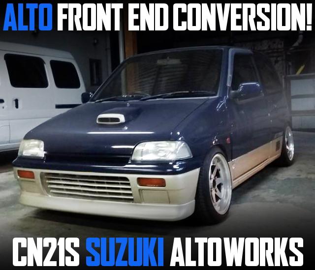 ALTO FRONT END CN21S ALTO WORKS