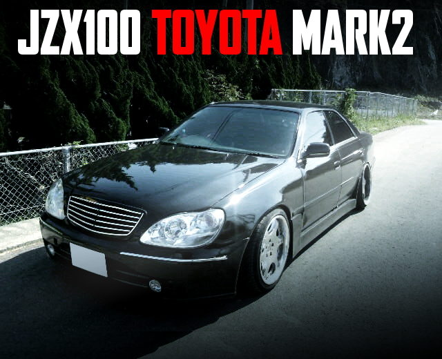 W220 BENZ BODY REPLICA JZX100 MARK2