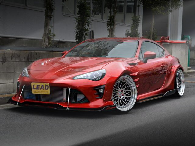 FRONT EXTERIOR BN LUXURY SPORTS 86GT