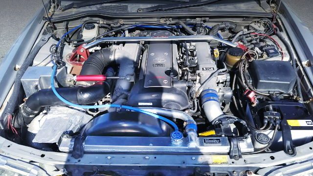 1JZGTE VVTi TURBO ENGINE