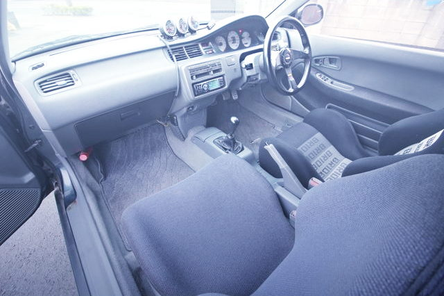 INTERIOR EG6 CIVIC DASHBOARD