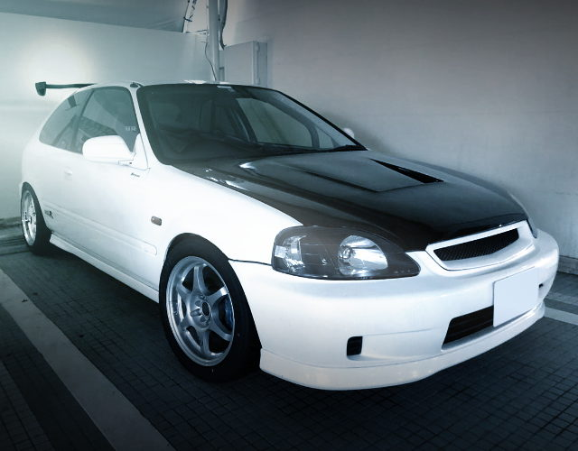 FRONT EXTERIOR CIVIC TYPE-R