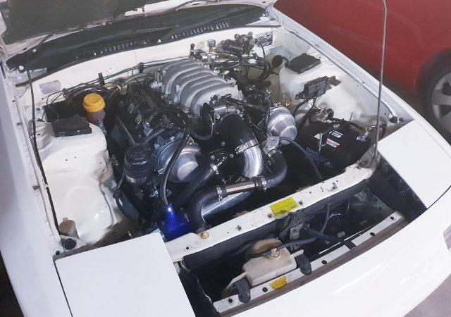 3UZFE 4300cc V8 ENGINE