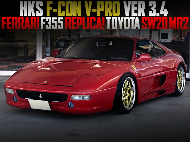 FERRARI F355 REPLICA FOR SW20 MR2