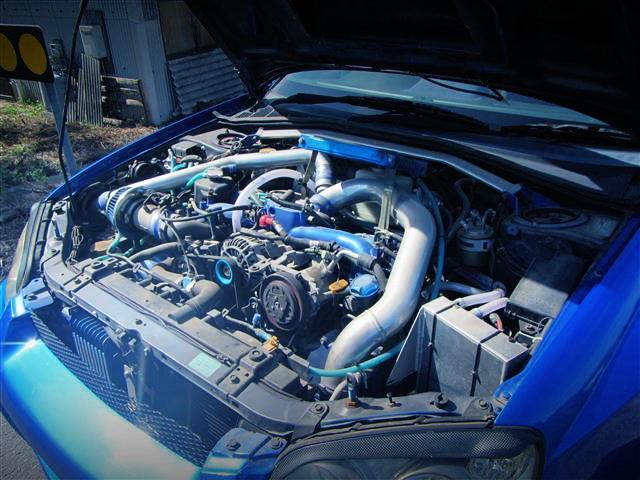 EJ20 BOXER TURBO ENGINE