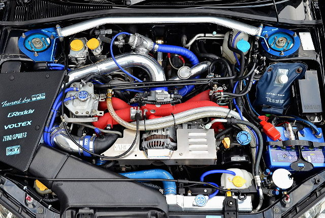 EJ207 BOXER TURBO ENGINE