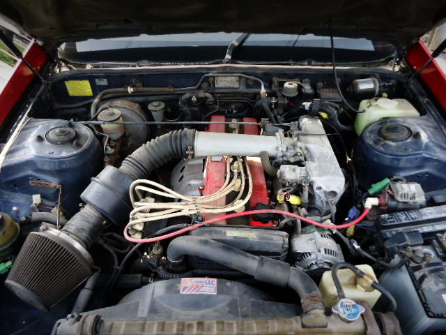 1G-GEU TWINCAM24 ENGINE