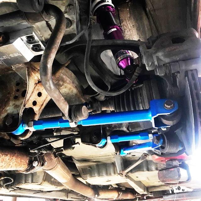 DRIFT CAR ARMS