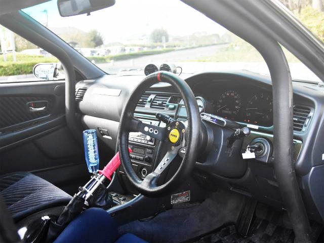 JZX100 INTERIOR DASHBOARD