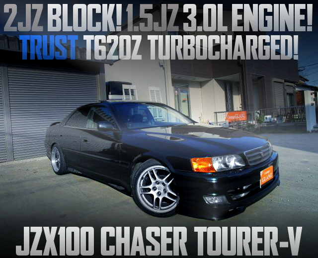 2JZ BLOCK T620Z TURBO JZX100 CHASER