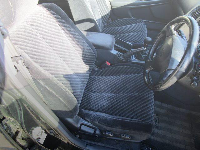 JZX100 TOURER-V DRIVER SEAT
