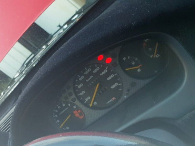 TYPE-R SPEED CLUSTER