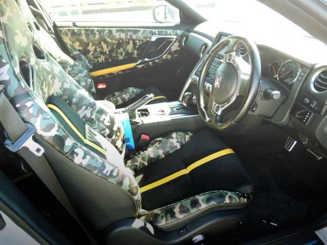 R35 GTR DASHBOARD