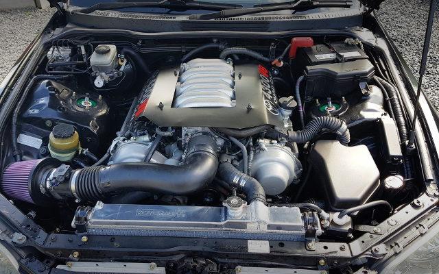 3UZ-FE 4300cc V8 ENGINE