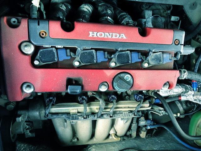 HONDA K20A iVTEC ENGINE