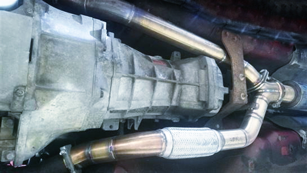 T56 6-SPEED MANUAL TRANSMISSION