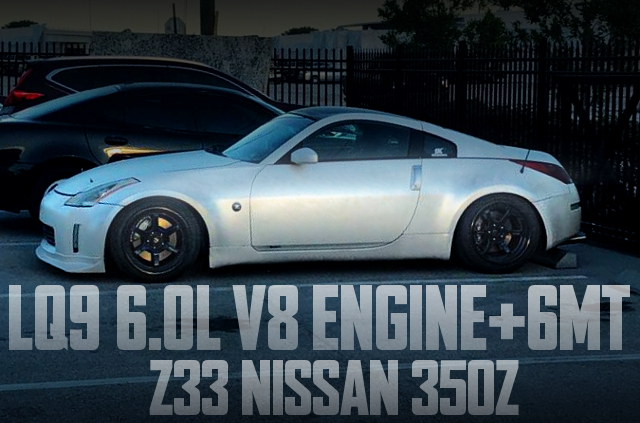 LQ9 6000cc V8 ENGINE Z33 350Z