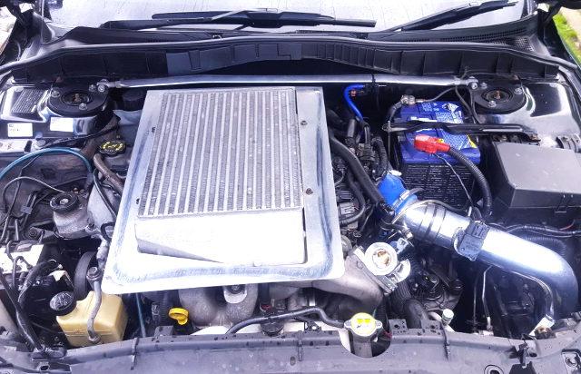 L3-VDT TURBO ENGINE