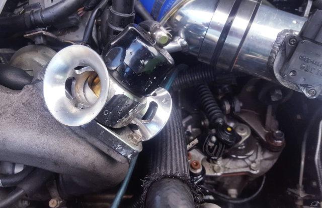 BOV ON L3-VDT TURBO ENGINE